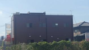 テナントビルの外壁塗装(高松市T様物件)