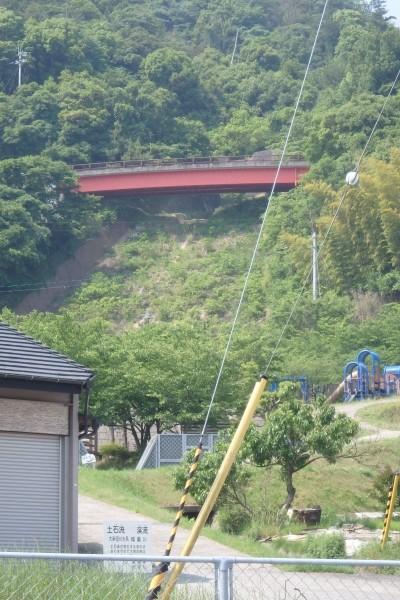 三豊市詫間町明神橋塗装工事(1998.3施工)
