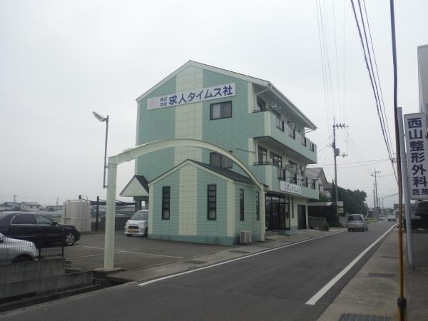 テナントビル屋根、外壁塗装工事(観音寺市、2013.8完工)