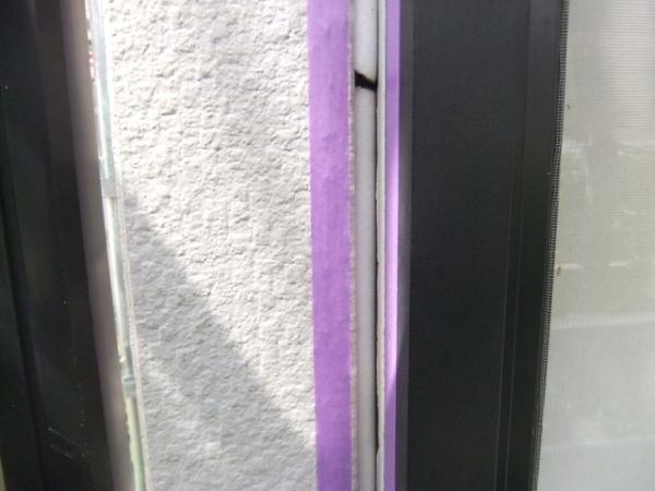 サイディング(外壁)の継ぎ目をチェック!(三豊市M様邸)