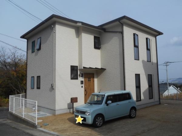 新築♪(三豊市詫間町Y様邸)⑥完成しました。