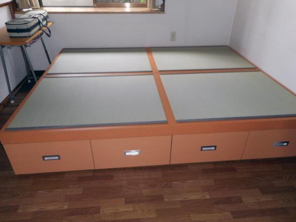 ★★収納家具を製作しました☆☆