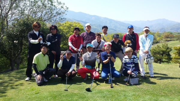 第6回 芝刈り会 ゴルフコンペ開催♪