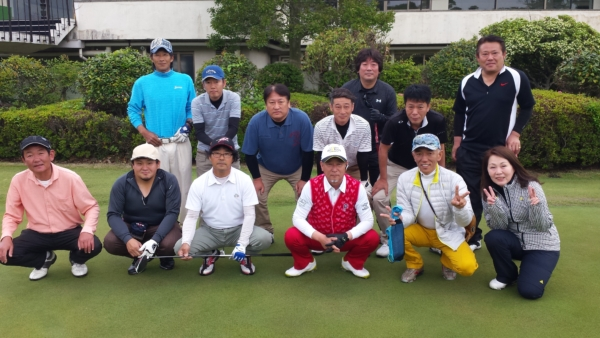第8回 芝刈り会 ゴルフコンペ開催♪