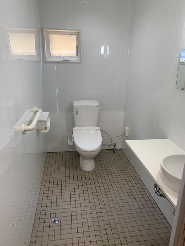 飲食店のトイレ改修工事