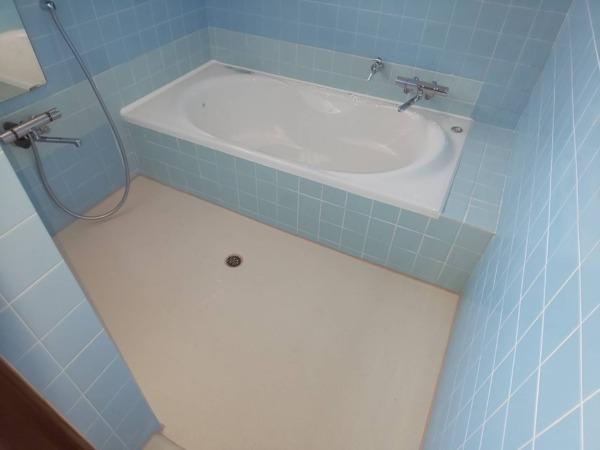 お風呂改修工事